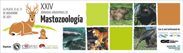 XXIV Jornadas Argentinas de Mastozoología
