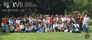 XVII JAM: Foto grupal