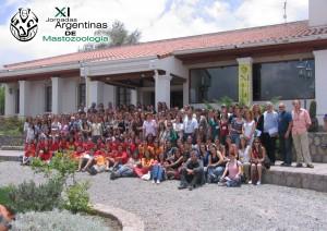 XXI JAM: Foto grupal