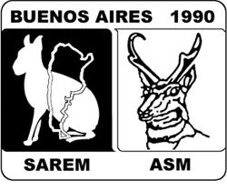 Jornadas conjuntas VI JAM / ASM, 1990, Buenos Aires