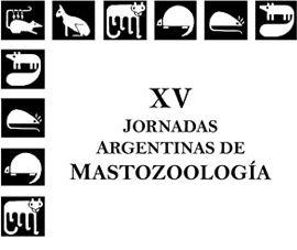 XV Jornadas Argentinas de Mastozoología