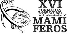 XVI Jornadas Argentinas de Mastozoología