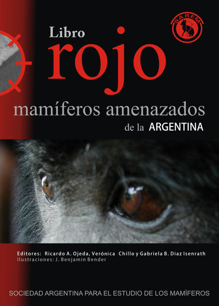 Red Book of Endangered Argentine Mammals, 2012 edition