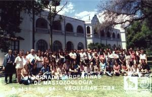 IX JAM: Foto grupal