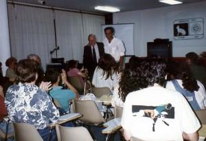 VIII JAM: Conferencia de Barquez