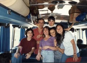 VIII JAM: Díaz, Barquez, Navarro, Wirmitz, Goytia y Nasif