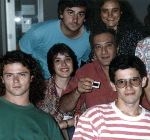 VIII JAM: Flores, Goytia, Martínez, Díaz, Barquez y Jayat