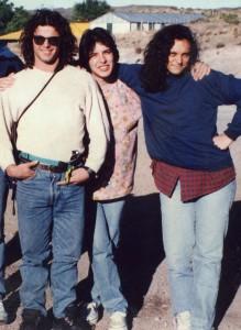 VIII JAM: Martínez, Díaz y Goytia