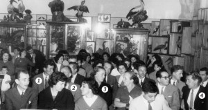 Acto en recordación de la muerte de Miguel Lillo (Instituto Lillo, 4 de mayo de 1960)