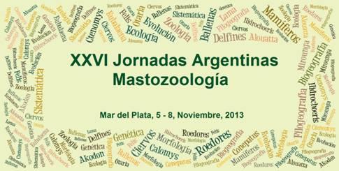 XXVI JAM, 2013, Mar del Plata