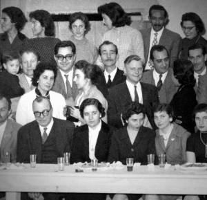 Osvaldo Reig en el Instituto Lillo (11 de septiembre de 1958)