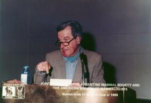 VI JAM & ASM: Rosendo Pascual
