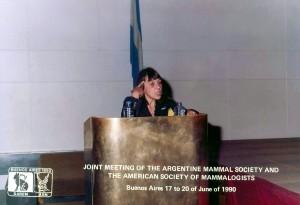 VI JAM & ASM: María Susana Merani