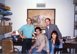 X JAM: Steppan, Ulyses Pardiñas y Pablo Ortiz (18 de noviembre de 1995)