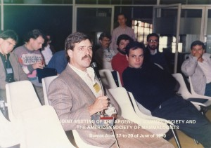 VI JAM & ASM: Ricardo Ojeda
