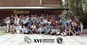 XVI JAM: Foto grupal