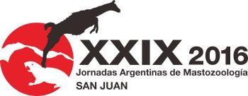 XXIX Jornadas Argentinas de Mastozoología