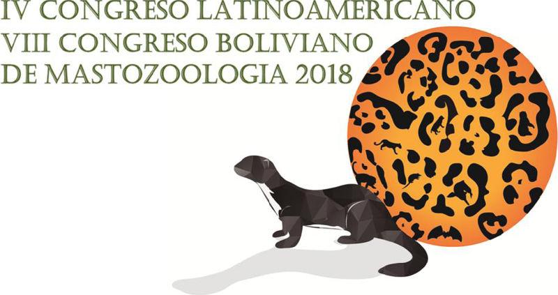 Logo del VIII Congreso Boliviano de Mastozoologia 2018