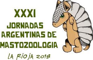 Marca de las XXXI Jornadas Argentinas de Mastozoología