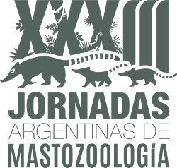 Marca de las XXXIII Jornadas Argentinas de Mastozoología